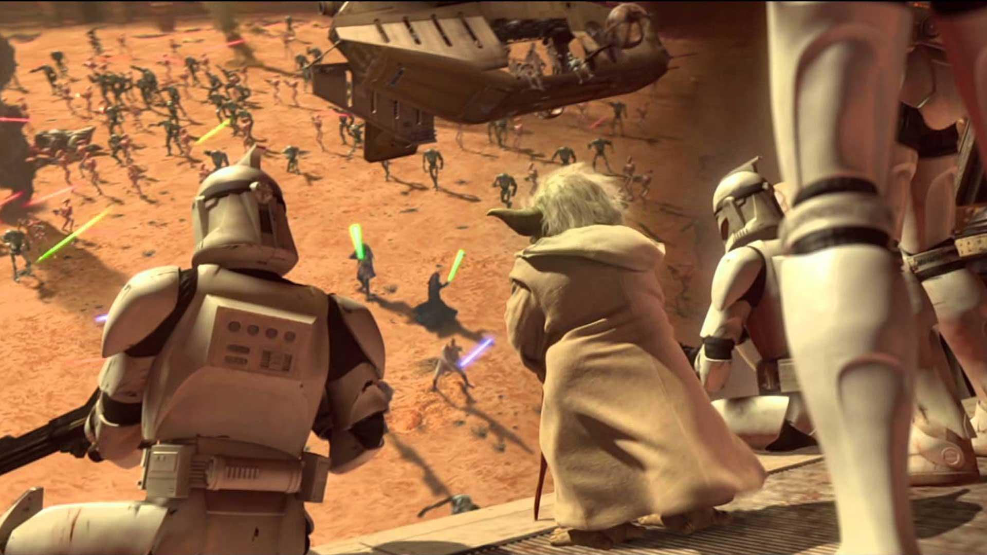 Resultado de imagen de attack of the clones