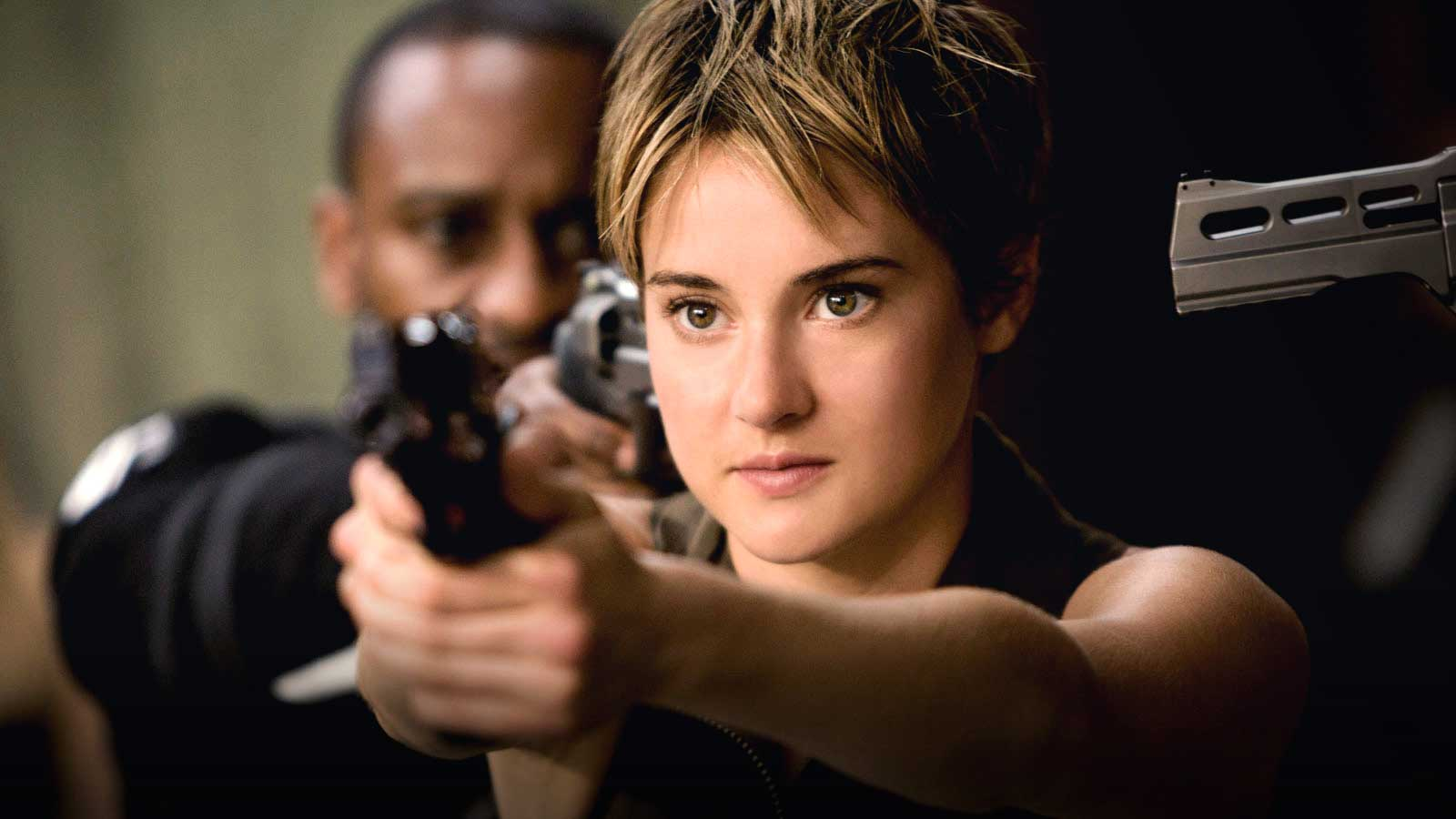 Insurgent Dear Cast Crew