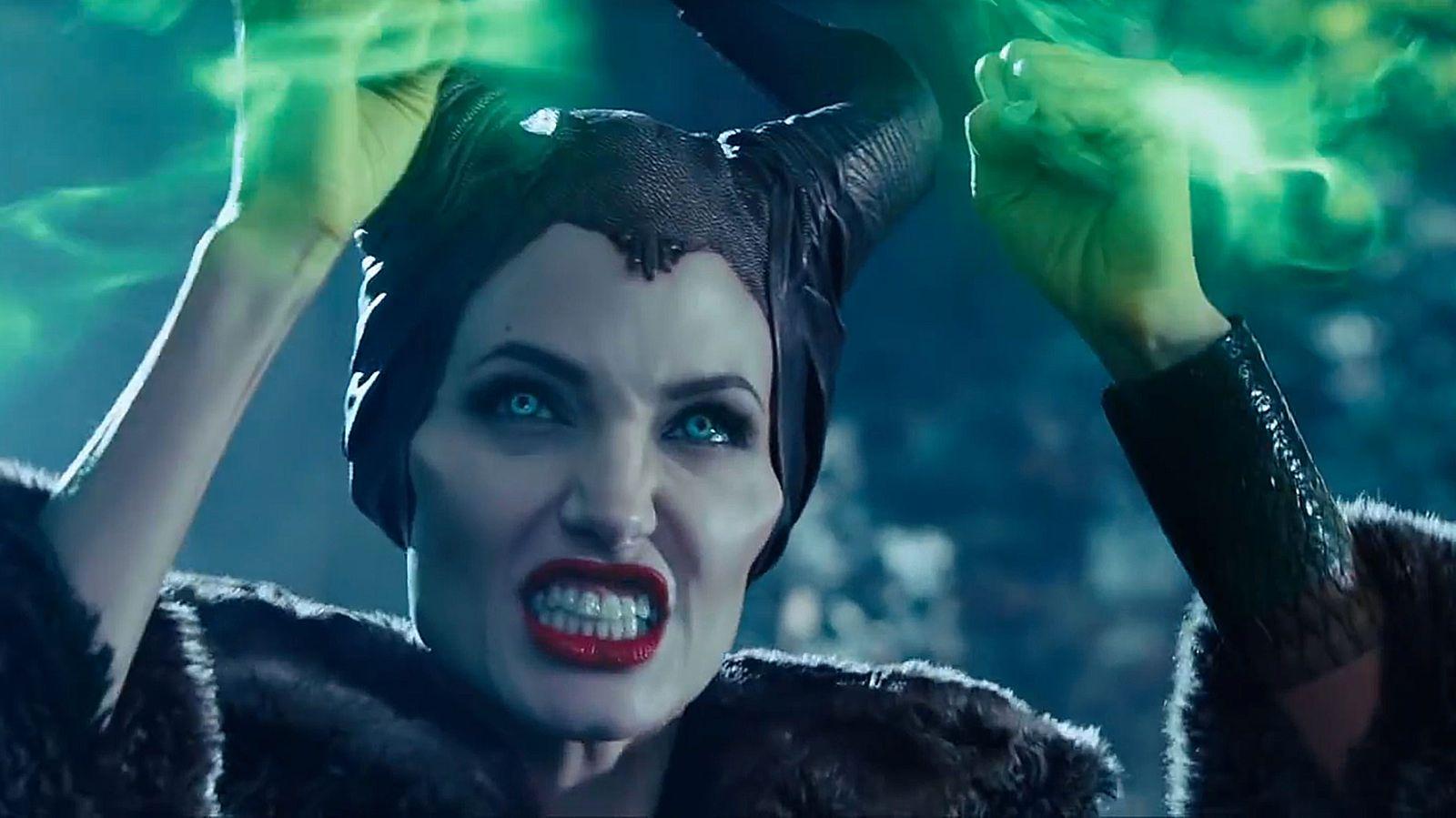 Maleficent Dear Cast Crew
