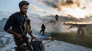 13 Hours: The Secret Soldiers of Benghazi Image