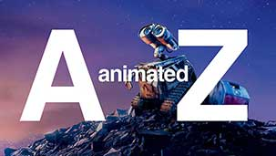 Animated Movies: A-Z Image