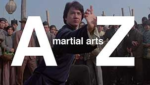 Martial Arts Movies: A-Z Image