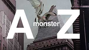 Monster Movies: A-Z Image