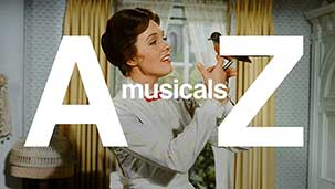 Musical Movies: A-Z Image