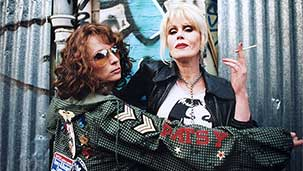 Absolutely Fabulous: The Movie Image