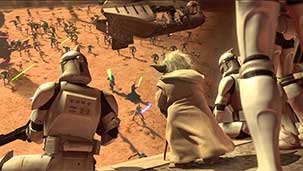Attack of the Clones Image