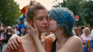Blue is the Warmest Colour Image