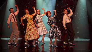 Finding Your Feet Image