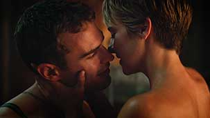 Insurgent's Big Gay (and Pansexual) Metaphor Image