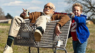 Jackass Presents Bad Grandpa Image