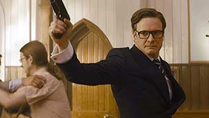 Kingsmen: The Secret Service Image