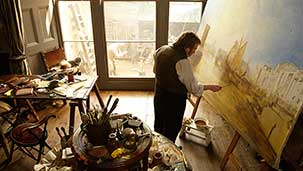 Mr. Turner Image