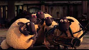 Shaun the Sheep Movie Image