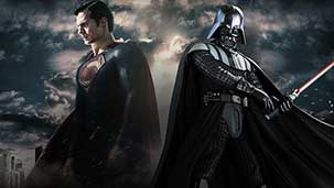 Superman v Star Wars: The Blockbuster Awakens Image
