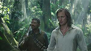 The Legend of Tarzan Image