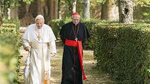 The Two Popes Image